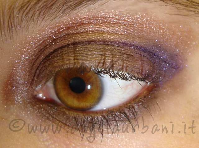 tutorial trucco Autumn by *AngyMakeUp*