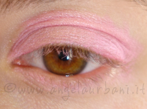 tutorial trucco Delicate step 1