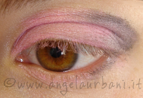 tutorial trucco Delicate step 2
