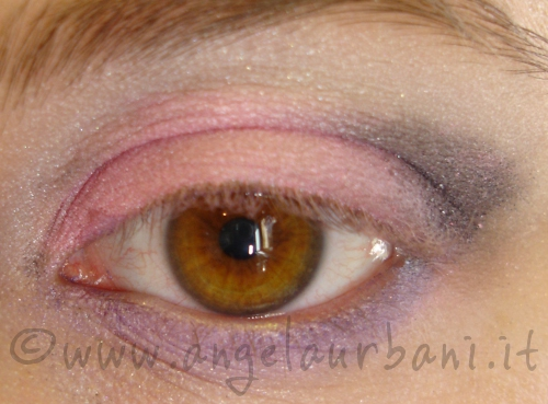 tutorial trucco Delicate step 3