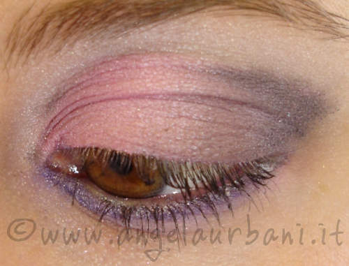 tutorial trucco Delicate step 4